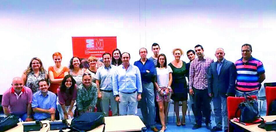 participantes 1ª edición INICIA TU PROYECTO