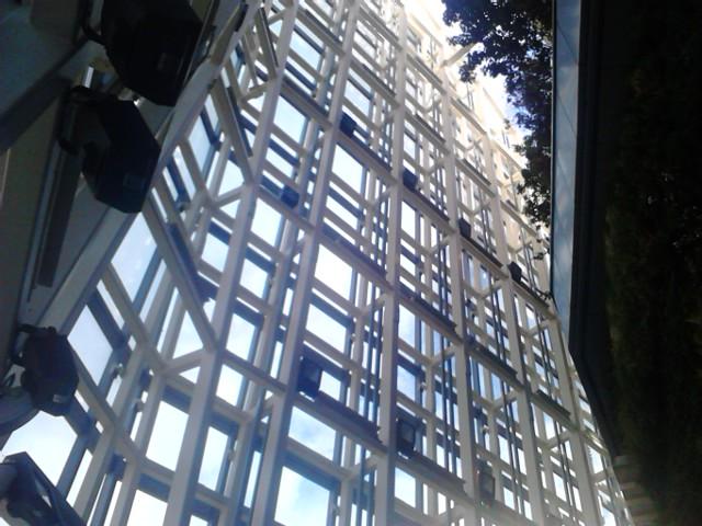 Interior Torre de Cristal
